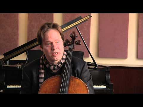 Jan Vogler on performing with the New York Philharmonic