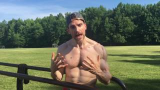 Best Exercise for a Big Chest, Chest Workout, How to Perform Dips