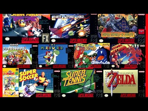 How to play SNES games on Switch - everything you need to know!
