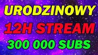 URODZINOWY STREAM 12H   KLUCZE STEAM CO GODZINĘ! \( ͡° ͜ʖ ͡°)/ - Na żywo
