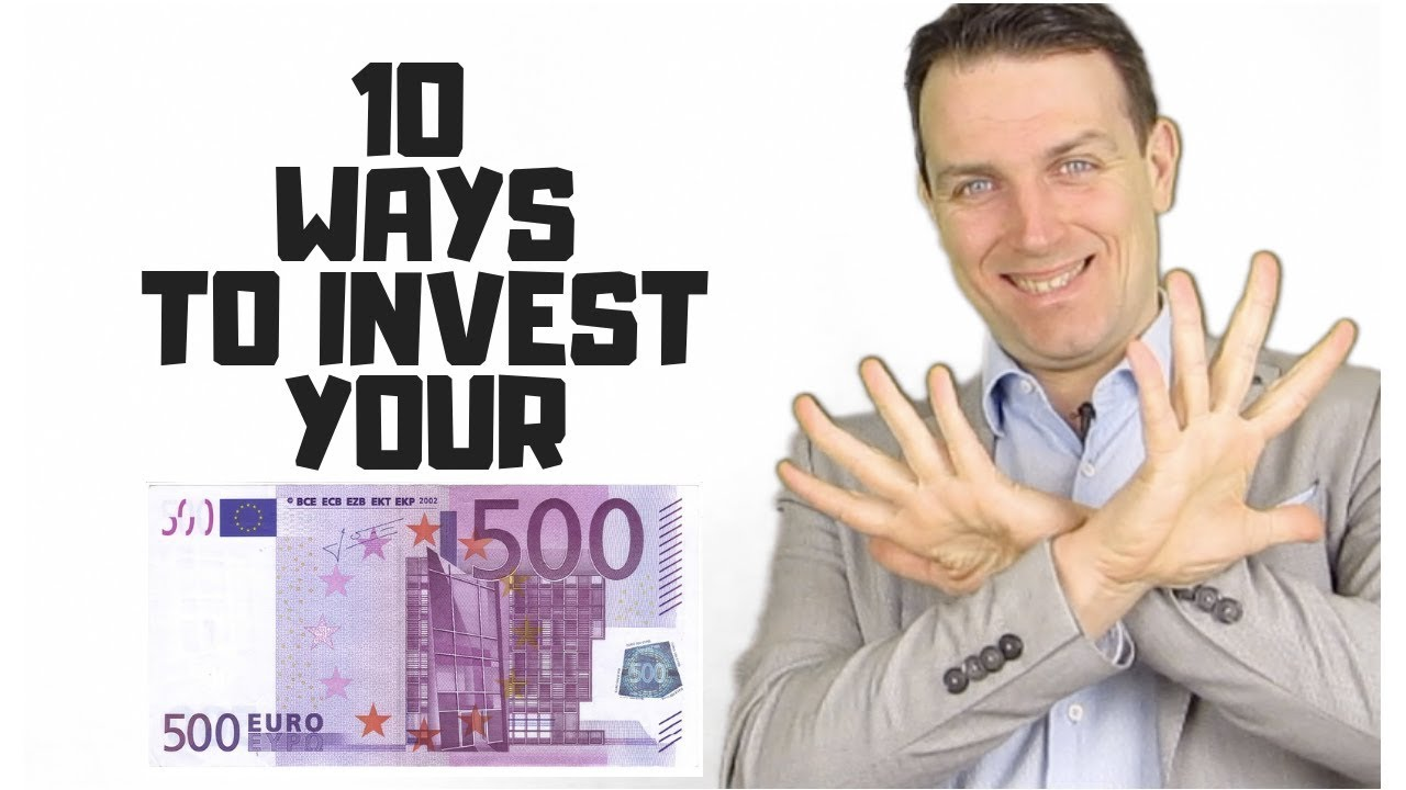 10 Ways To Invest From Europe