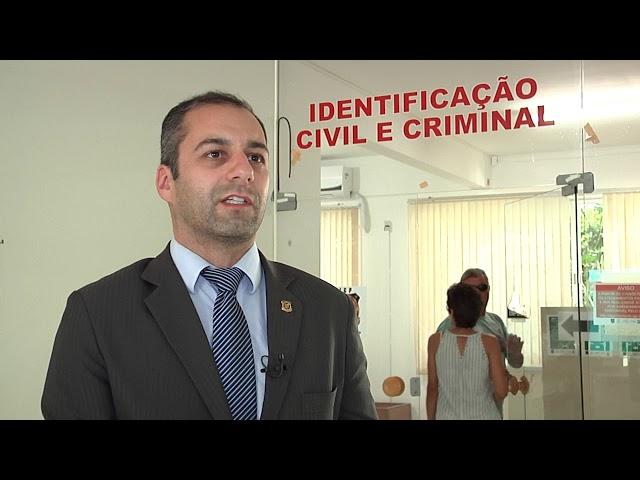 EMISSÃO DA CARTEIRA DE IDENTIDADE APENAS MEDIANTE AGENDAMENTO PRÉVIO, EM FLORIANÓPOLIS