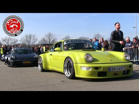 THE BEST CARS AND COFFEE IN THE NETHERLANDS! | Cars and Coffee Twente 2017