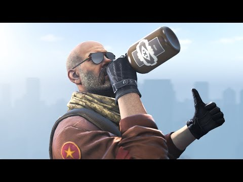 CS:GO DRUNK MOMENTS