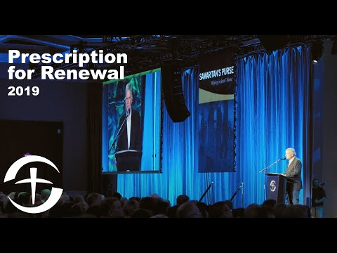 Prescription for Renewal 2019