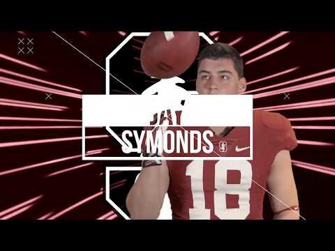 Stanford Football: #CardClass18: Jay Symonds