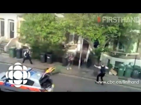 UK Cops Disarm