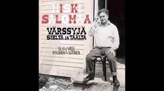 VÄRSSYJÄ SIELTÄ JA TÄÄLTÄ, Hiski Salomaa ja Antti Kosolan orkesteri v.1931