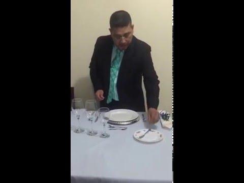 Como arreglar una mesa