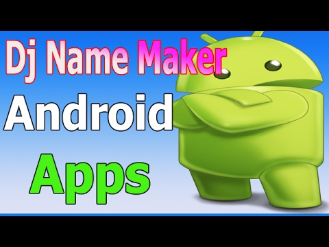 dj name maker android software offline female voice in hindi