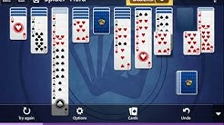 Microsoft Solitaire Collection: Spider - Hard - September 30, 2018