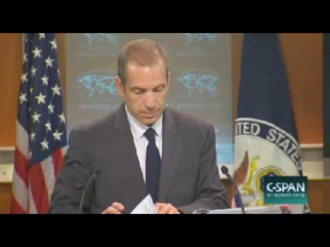 State Dept Briefing Oct 13 2016