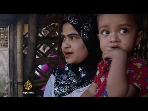 ROHINGYA in Arakan, Burma, Al Jazeera Investigation (Arabic)