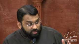 Truth about the Evil Eye: Seeking protection against al-'Ayn - Yasir Qadhi | February 2011