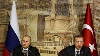 """Moscú responde a Erdogan: """"Rusia es el único país cuyo Ejército está en Siria"""