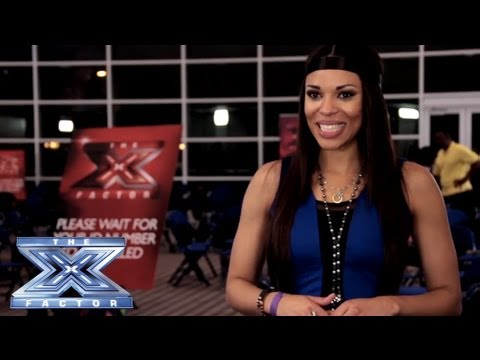 Yes, I Made It! Crystal Garrett - THE X FACTOR USA 2013