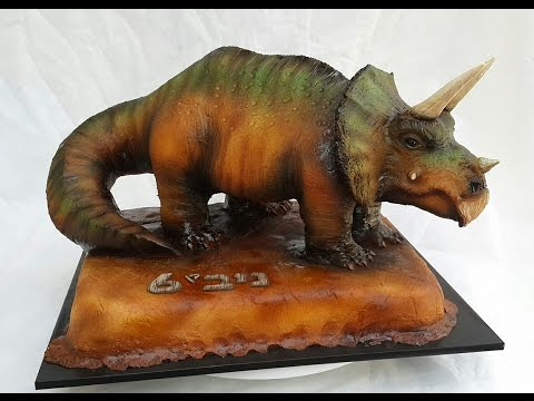 Dinosaur Cake Youtube