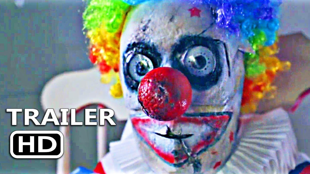CLOWN DOLL Official Trailer (2019) Horror Movie