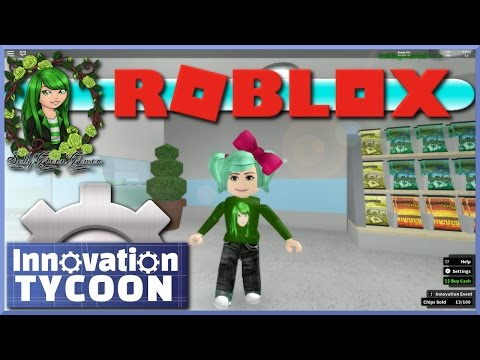 ROBLOX INNOVATION TYCOON EVENT | Retail Tycoon with MY SON JOHN | SallyGreenGamer