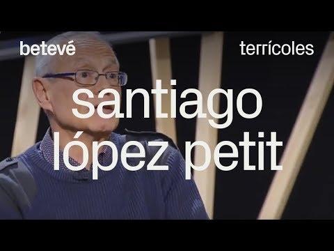 Terrícoles - Santiago López Petit, químic i filòsof - betevé