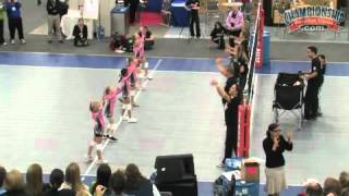 Teaching Volleyball to Young Children--and Their Parents!