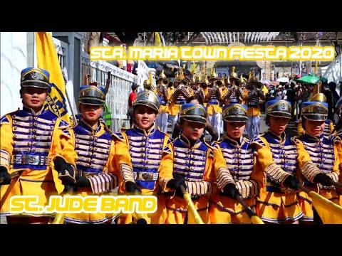 Sta. Maria Bulacan Town Fiesta 2020 | St. Jude Band