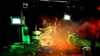 Over-Reactor - Call In the Bombers (Live at Evelyn Hotel, Melbourne: 20/NOV/2010)