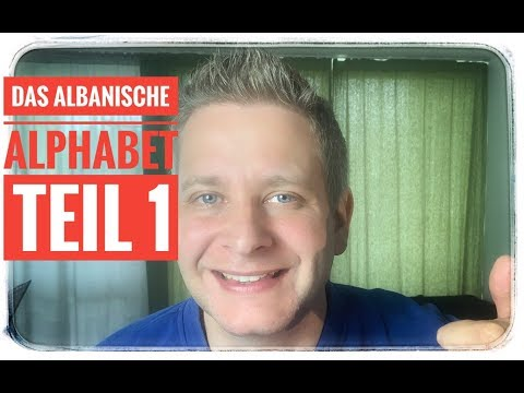 Das albanische Alphabet TEIL 1 -Mirëdita from YouTube · Duration:  8 minutes 6 seconds