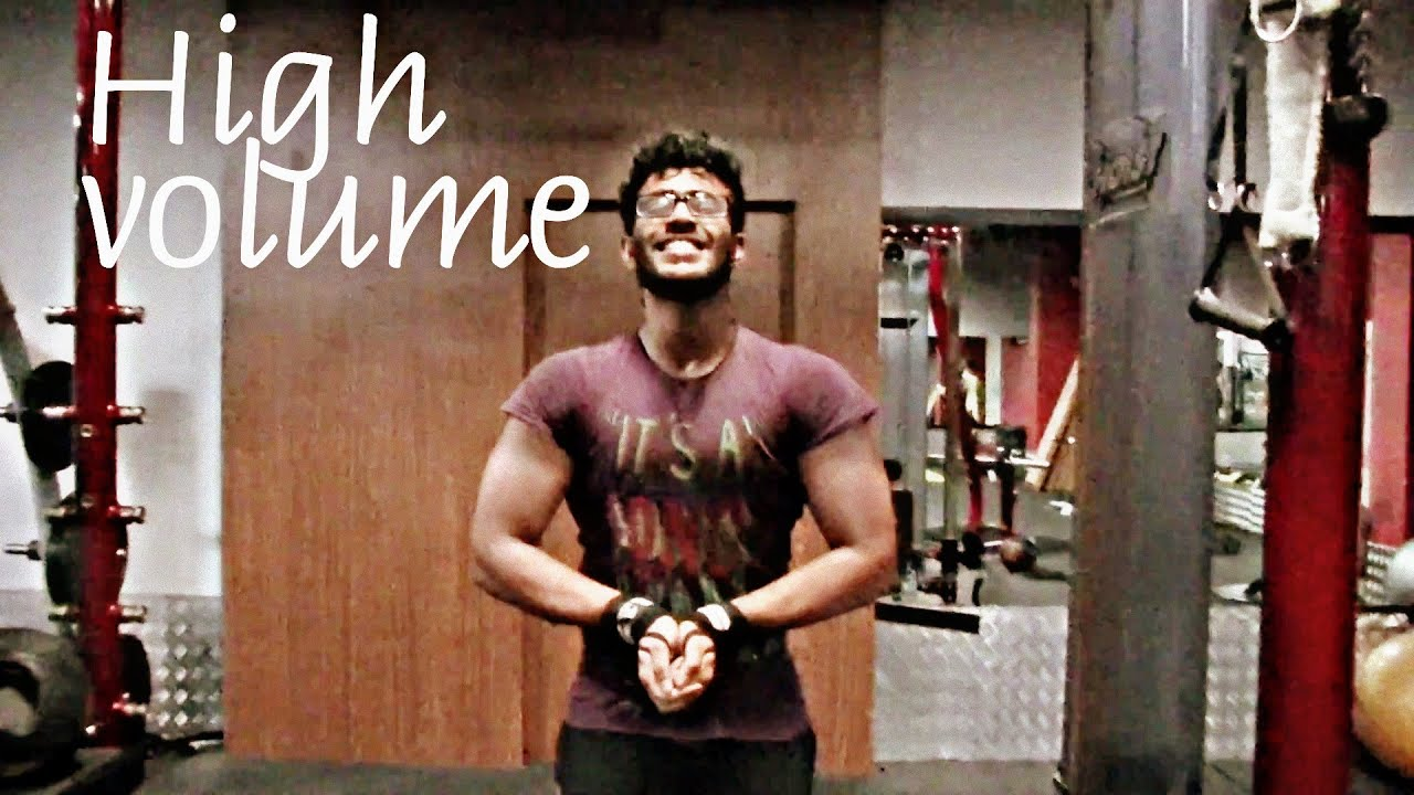 Download Full Body Workout High Volume Day