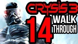 Crysis 3 Walkthrough Part 14 HD Gameplay - Xbox 360