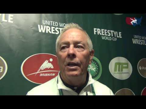 Bruce Burnett on U.S. loss to Iran at Freestyle World Cup