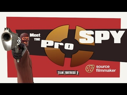 Meet the Pro Action Spy [SFM]