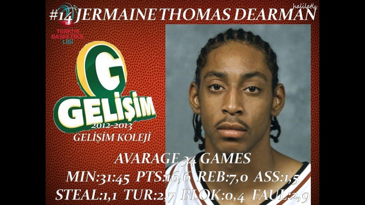 Download Thomas Dearman 2012-2013 Gelişim Koleji TBL