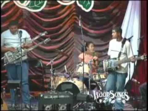 "The Homemade Jamz Blues Band - ""Pay me no Mind"""