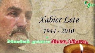 Bihotza (Xabier Lete)
