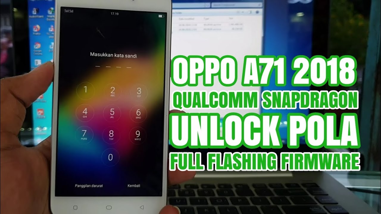 Oppo A71 (2018) Firmware Videos - Waoweo