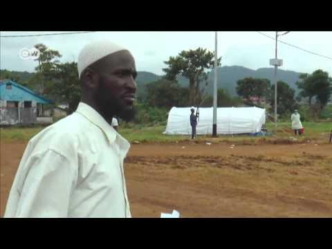 Sierra Leone's fight against the Ebola virus   Journal Reporters