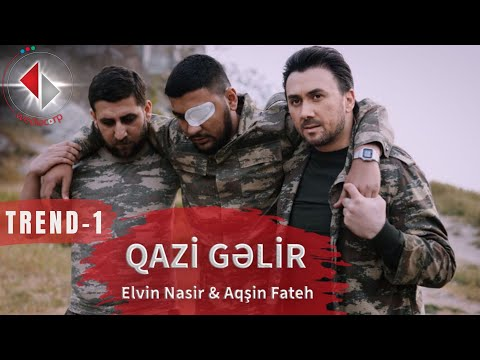 Aqsin Fateh & Elvin Nasir - Qazi gəlir ( Official Video )