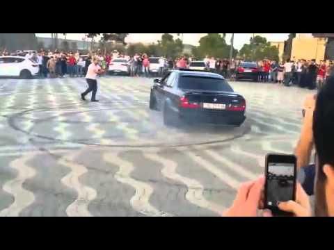 Baku drift