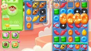 Candy Crush Jelly Saga Level 715 - NO BOOSTERS