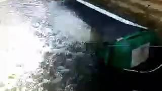 aerador  para tanques de peixes caseiro muito eficiente  e baixo comsumo de energia