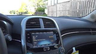 2013 Chevrolet Malibu Eco: Review and Test Drive