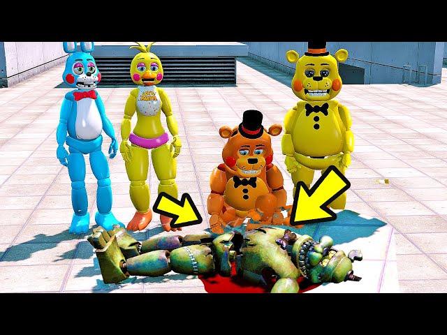 Mayconcod Woovit - 5 animatronics secretos escondidos no roblox circus baby s pizza