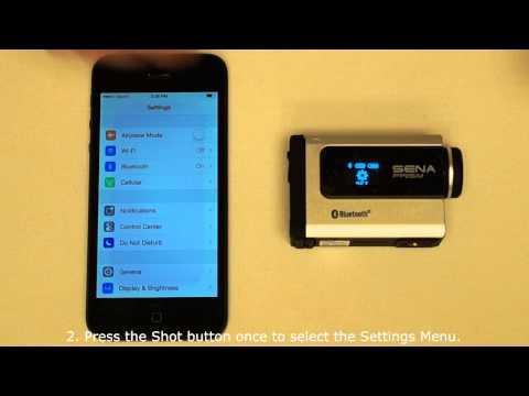 Sena Prism How To Video (Smartphone App)