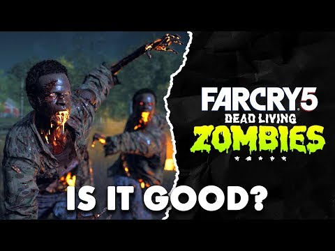 Far Cry 5 Zombie DLC Review - Is It Good?