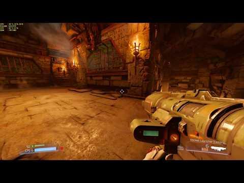 Doom Snapmap [BIOWAR PART16   KILLING FIELD] 1080p/60fps.