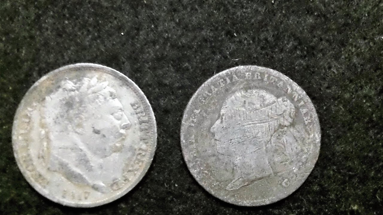 Cake and 2 silver coins for me ~262~ Metal Detecting UK