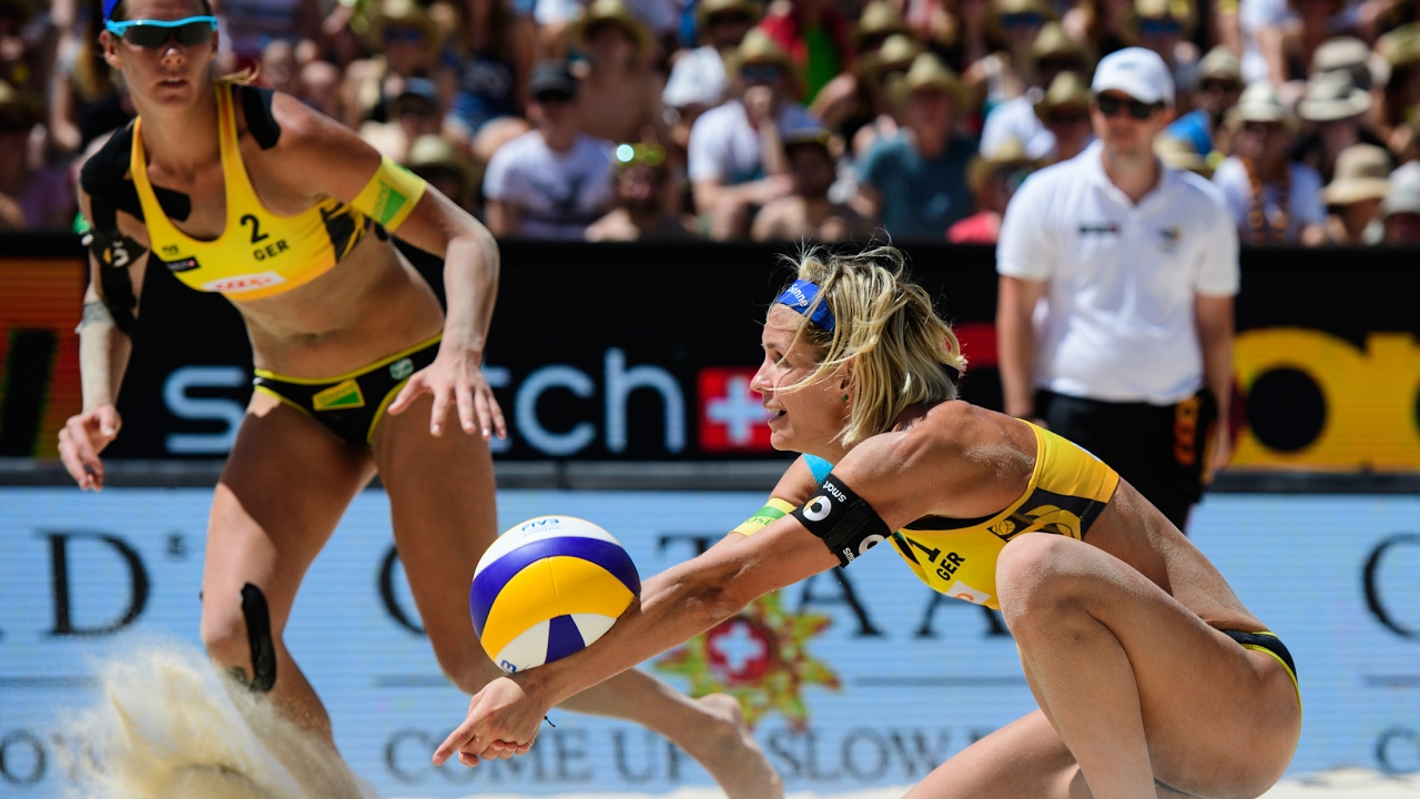 The Fivb Beach Volleyball World Championships Return In 2017 Youtube