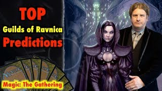 Top Guilds of Ravnica Predictions for Magic The Gathering
