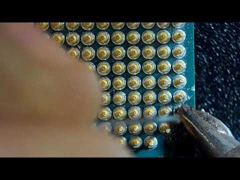 Ryzen 5 3600 Broken Pin Repair Youtube